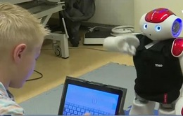 Robot giúp trẻ mắc bệnh đái tháo đường tự kiểm tra sức khỏe