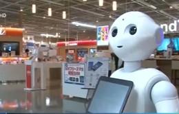Robot thay nhân viên bán hàng
