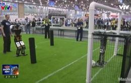 RoboCup - Giải bóng đá quốc tế dành riêng cho robot
