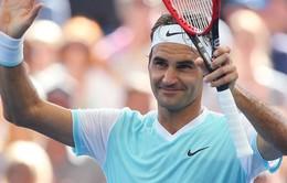 """Nghiền nát đối thủ, Roger Federer gặp """"máy giao bóng"""" Raonic ở CK Brisban International"""