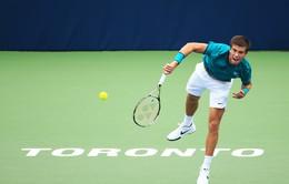 Rogers Cup 2016: Các hạt giống khởi đầu thuận lợi!