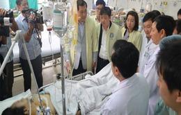 Vụ rơi thang máy công trình ở Đà Nẵng: Nạn nhân thứ 6 tử vong