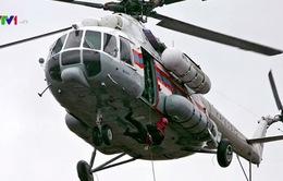 Rơi máy bay trực thăng Nga, 19 người thiệt mạng