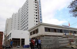Vụ rơi thang máy tại Đà Nẵng: Nạn nhân cuối cùng đang nguy kịch