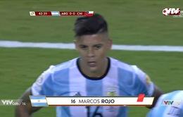 VIDEO: Sao Man Utd nhận thẻ đỏ oan uổng ở chung kết Copa America