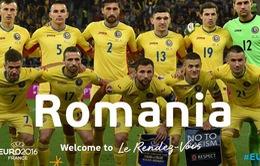 """EURO 2016: """"Ẩn số"""" Romania thách thức ĐT Pháp ngày khai mạc"""