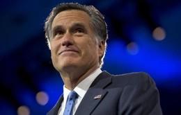 Ông Mitt Romney được cân nhắc giữ chức Ngoại trưởng Mỹ