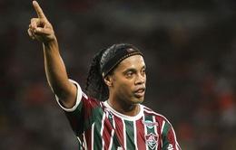 Ronaldinho có thể sang Anh thi đấu