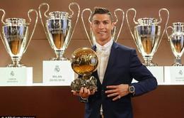 C.Ronaldo kể tên 5 ứng viên QBV, gạch tên Lionel Messi