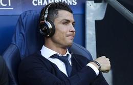 Ronaldo tập hùng hục trong phòng gym trước đại chiến Man City