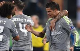 """Bàn thắng """"bình thường"""" của Ronaldo đẹp nhất Champions League 2015/16"""
