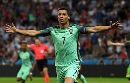 Ronaldo nói gì sau khi tỏa sáng tại bán kết EURO 2016?
