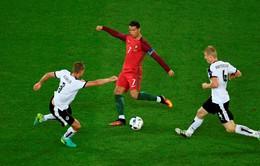 EURO 2016: Bồ Đào Nha 0-0 Áo: Chia điểm nhạt nhòa