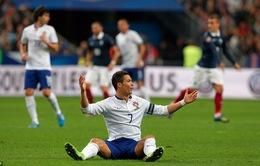 Bồ Đào Nha chưa từng thắng Pháp suốt 41 năm qua!