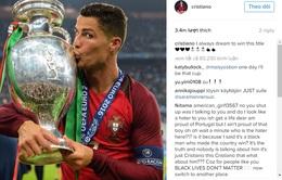 """Ronaldo thống trị """"thế giới ảo"""" nhờ chức vô địch EURO lịch sử"""