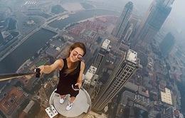 """Ngỡ ngàng với những bức ảnh selfie """"đỉnh"""" nhất đầu năm 2016"""