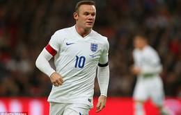 ĐT Anh: Tân HLV Sam Allardyce giữ băng thủ quân cho Rooney
