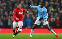 Yaya Toure thành hàng xóm của Rooney