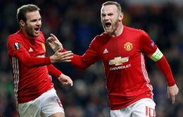 Wayne Rooney lập kỷ lục ghi bàn cho MU tại cúp châu Âu