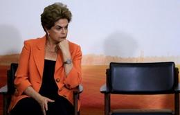 Bà Rousseff sẽ bị đưa ra xét xử