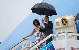 Tổng thống Obama phấn khích trước sự đón tiếp nồng nhiệt tại Cuba