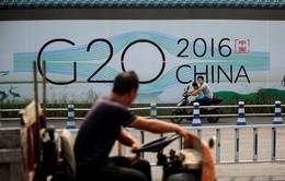 Trung Quốc chuẩn bị Hội nghị G20 có thể đẩy giá dầu lao dốc
