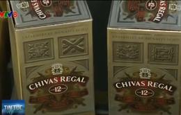 Phú Yên: Phát hiện vụ sản xuất rượu ngoại giả quy mô lớn