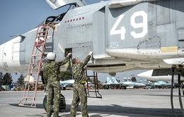 Nga rút khí tài quân sự khỏi Syria