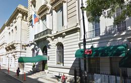 Một người tử vong trước Lãnh sự quán Nga ở New York (Mỹ)
