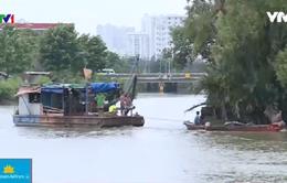 Cảnh báo tai nạn từ sự cố phương tiện đường thủy chết máy