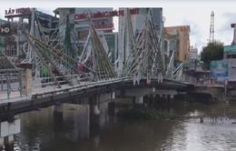 Chìm sà lan trên sông Maspéro: Hoàn thành trục vớt trong ngày 25/11