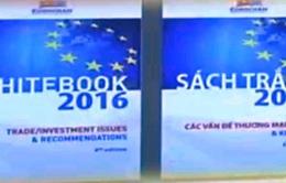 EuroCham công bố Sách Trắng về thương mại và đầu tư của Việt Nam