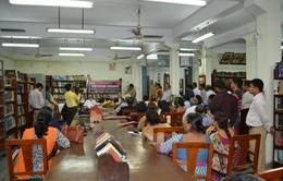 """""""Góc sách Việt Nam"""" hiện diện tại Ấn Độ"""