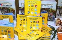"""Ra mắt """"Sổ tay song ngữ Đức - Việt về sức khỏe trẻ em cho cha mẹ Việt"""""""