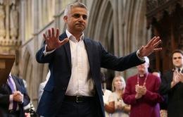 """Thị trưởng London: """"Nước Anh sẽ đa dạng hơn về văn hóa và chủng tộc"""""""