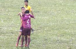 Vòng 25 V.League: CLB Sài Gòn giành chiến thắng dễ dàng trước Đồng Tháp
