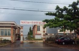 Hàng loạt sai phạm trong xây dựng công trình y tế tại Lâm Đồng