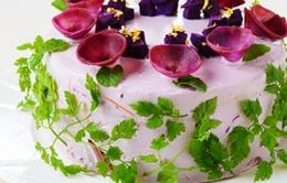 Bánh ngọt rau củ - Món ăn lý tưởng cho người ăn kiêng