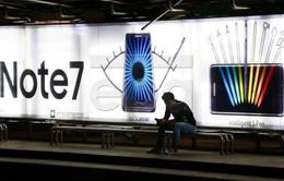 Samsung thu hồi hơn 90% điện thoại Note 7 tại Hàn Quốc, EU và Mỹ