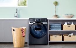 """Samsung ra mắt máy giặt cửa trước """"thêm đồ khi đang giặt"""""""