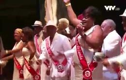 Đại sứ samba - Người lưu giữ di sản âm nhạc truyền thống