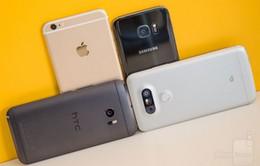 Galaxy S7 Edge – Điện thoại được yêu thích nhất nửa đầu năm 2016