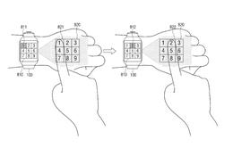 Samsung sẽ ra mắt smartwatch với màn hình… nổi trên tay?
