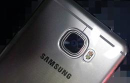 """Samsung Galaxy C5 lộ thiết kế """"nhái"""" HTC 10"""