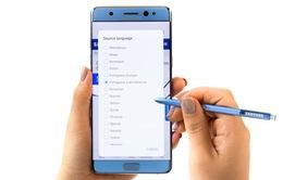 """Galaxy Note 7 sẽ """"lên đời"""" Android 7.0 Nougat trong 2 tháng tới"""