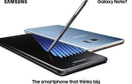 Galaxy Note 7 phiên bản phát hành tại Trung Quốc sẽ có RAM 6GB