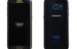 Hưởng hứng Thế vận hội, Galaxy S7 edge sẽ có phiên bản Olympic