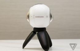 Samsung và Facebook ra mắt camera quay 360 độ