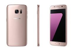 Samsung bổ sung phiên bản màu vàng hồng cho Galaxy S7 và S7 edge