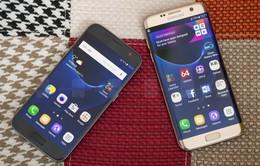 Samsung Galaxy S7 Edge là điện thoại Android bán chạy nhất năm